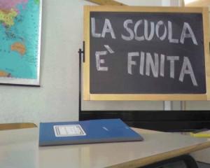 la-scuola-e-finita